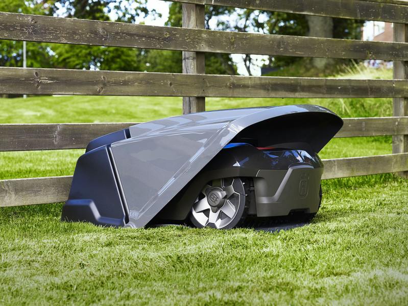 automower 450x. Black Bedroom Furniture Sets. Home Design Ideas