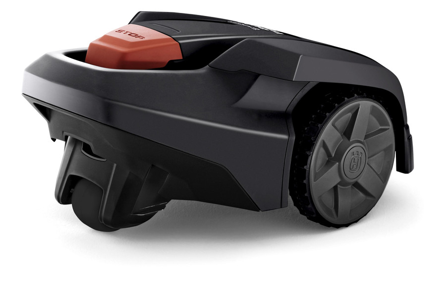 automower 105. Black Bedroom Furniture Sets. Home Design Ideas