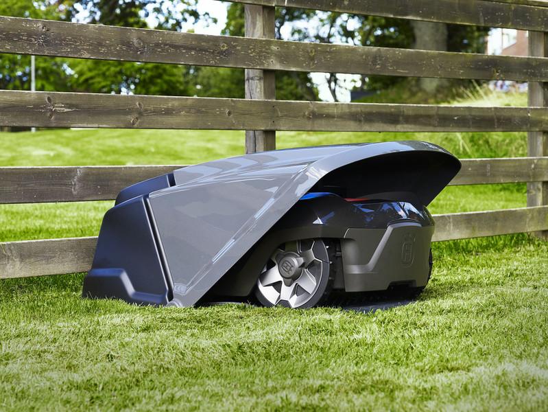 automower 420. Black Bedroom Furniture Sets. Home Design Ideas